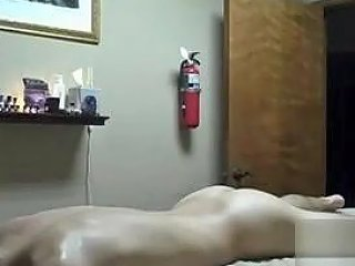 Shemale Masseuse Gives My Asshole A Rubdown