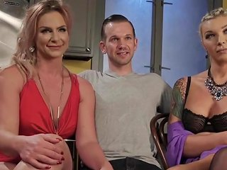 Transgender Babes Analfuck And Cocksuck Trio Hd Tranny